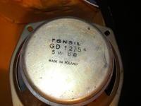 Unitra Tonsil - Co to za kolumny?