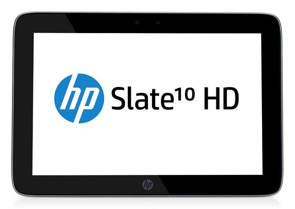 HP Slate 10 HD - 10-calowy tablet z modemem HSPA+ i Android 4.2