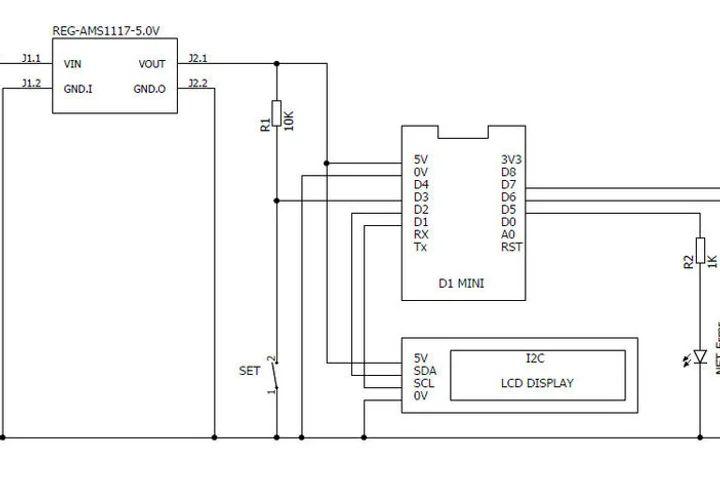 Automatyczny monitor urządzeń w domowej sieci LAN