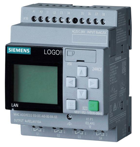 Jak stworzyć prosty system automatyki - Siemens LOGO! 6ED1052-1HB00-0BA8