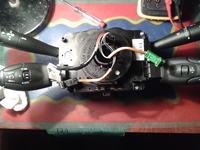 Schemat instalacji elektrycznej sygnału dżwiękowego Peuget 207 1,6 HDI