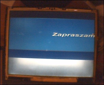 Inwerter podświetlenia matrycy LCD