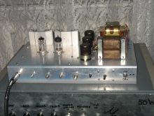 Wzmacniacz gitarowy lampa tranzystor