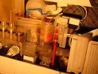 Zmywarka BOSCH SRS4672EU wylewa drzwiczkami