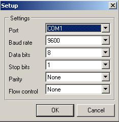 Komunikacja PC z uC przez RS232