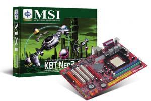 Płyta główna MSI K8T Neo2-F - K8T800 Pro, SATA, AGP, S-939