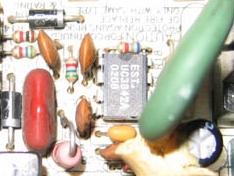Tagan model: TG530-U15 Easycon - brak napięć po wtórnej