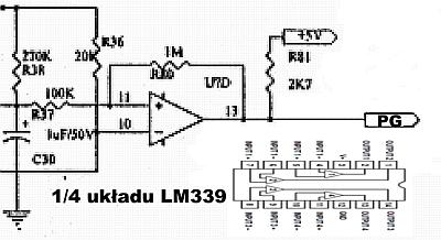 Hiper 580W Modular Type-R - Coś nie tak 3.3V i PG.