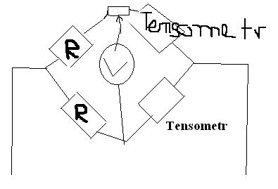 Waga tensometryczna