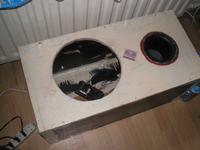 STX GDN-30-100-4-SC w obudowie bass reflex 75L ?