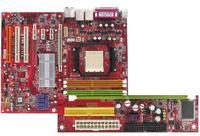 Martwa płyta główna MSI 7250 K9N SLI