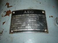 Podłączenie silnika uniwersalnego - AEG 2.9kW