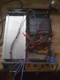 Zasilacz Elektronics Lab 25A 0-25V