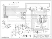 PIC16C54 + programator