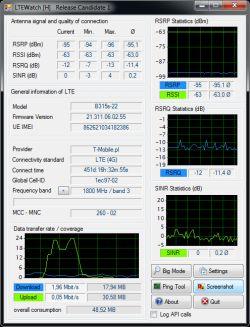 Jak polepszyć jakość internetu LTE w T-mobile ?