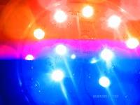 Lampa LED - naświetlanie kolorem