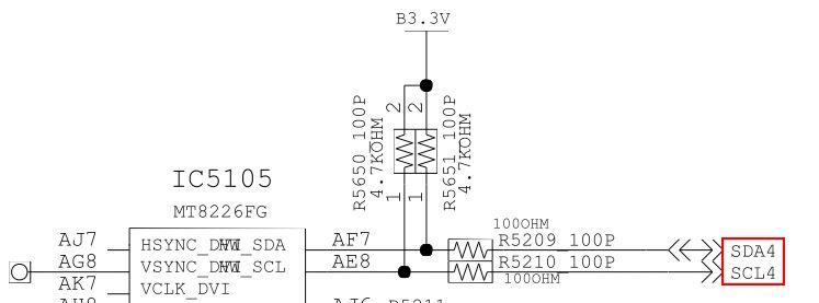 Samsung LE40A551 - Wymiana T-CON, samoczynny restart telewizora Opcja Ready