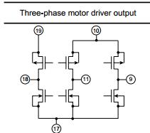 Zwi�kszenie mocy driver'a BLDC z cd-romu