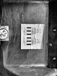Szlifierka SIMET DE-250 - Zmiana zasilania z 400V na 230V