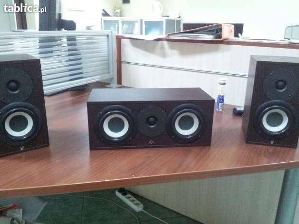 [Sprzedam] TONSIL! Kolumny!Pylon Audio!! Satki i centralny na glosnikach Tonsila