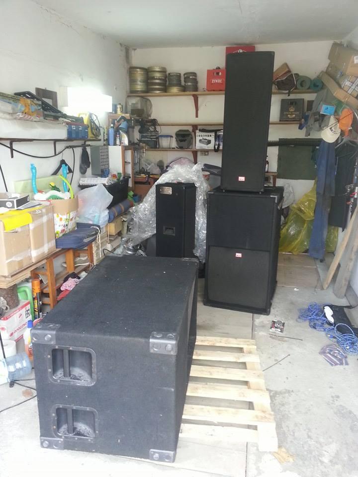 [Sprzedam] Sprzedam Pol Audio T118 1000pln/sztuka EVM