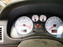 Peugeot 307 '08 - Poduszka powietrzna, Błąd 0601