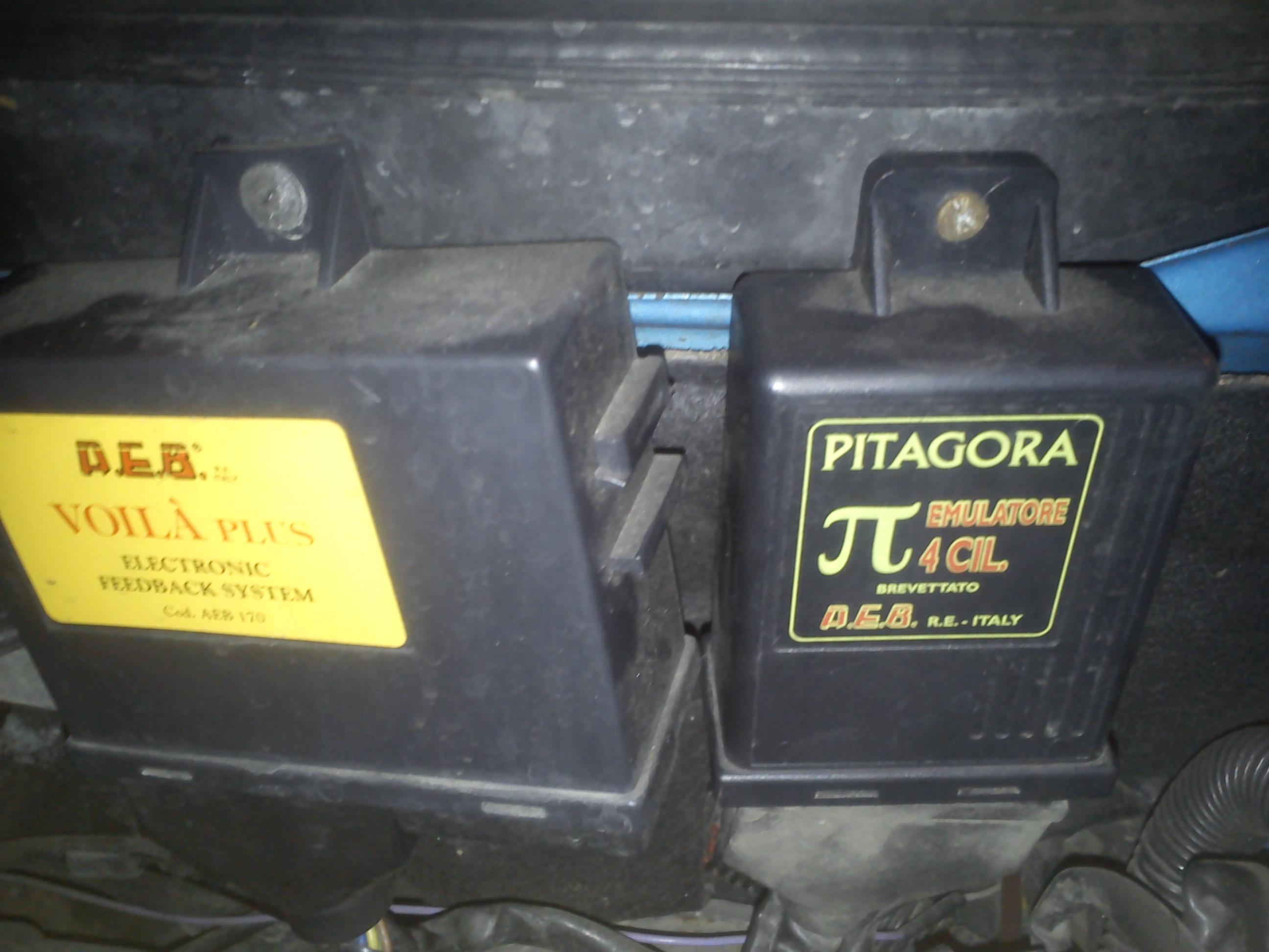fiat punto 75 1.2 8v - problem z pracą na benzynie - szarpie