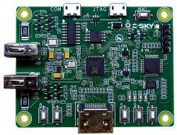 C-SKY LDB - płytka prototypowa z GX6605S, DVB-S2, Linux za 6 dolarów