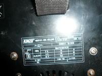 Migomat bezbutlowy Kinzo Mig105 podłączenie co2