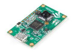 WE-I Plus EVB - płytka prototypowa z mikrokontrolerem HX6537-A i kamerą VGA