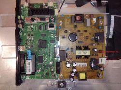 Telewizor Toshiba 32L3433DG podświetlenie led