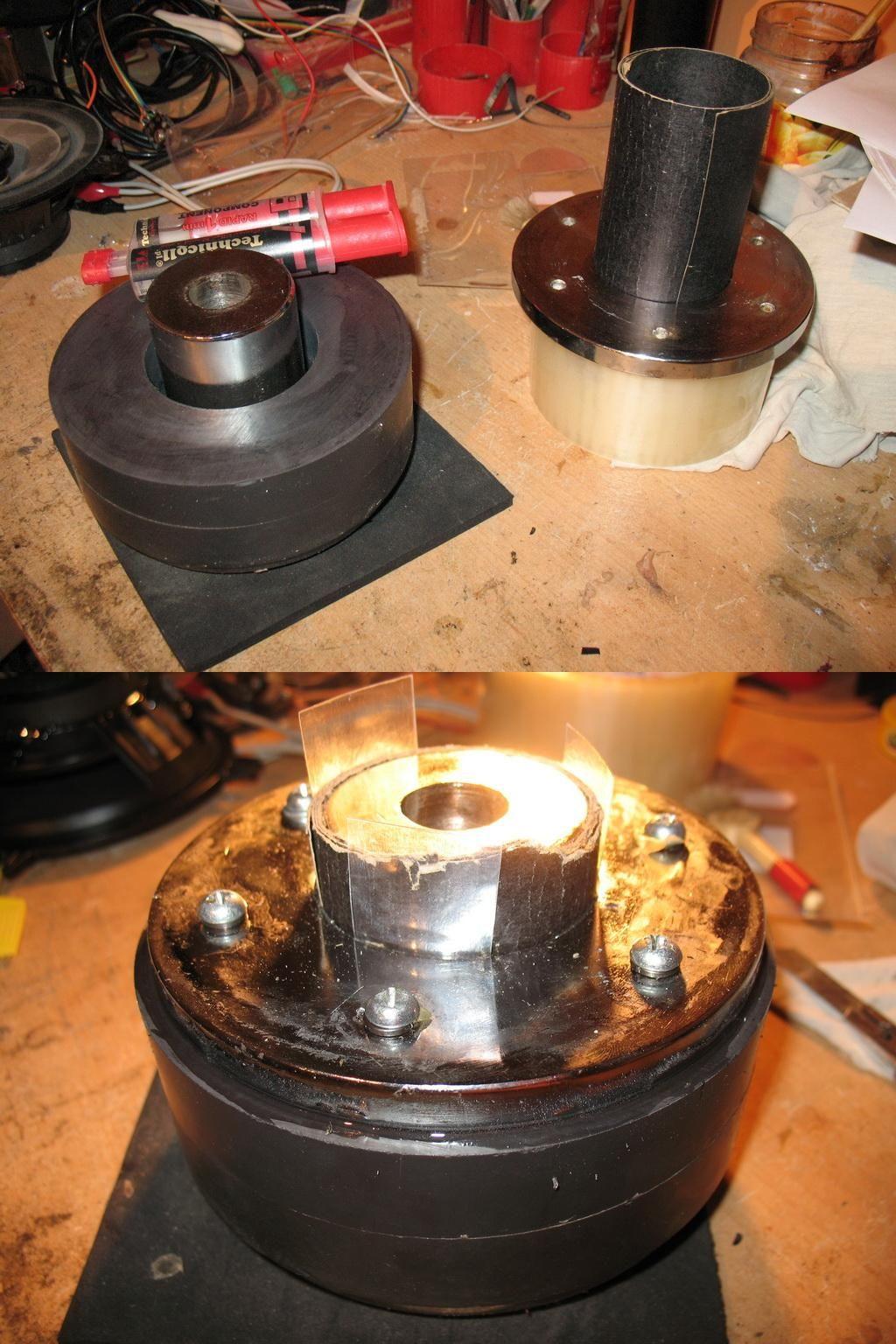 Czy głośnik GDWT 9/70 jeszce jest do naprawienia