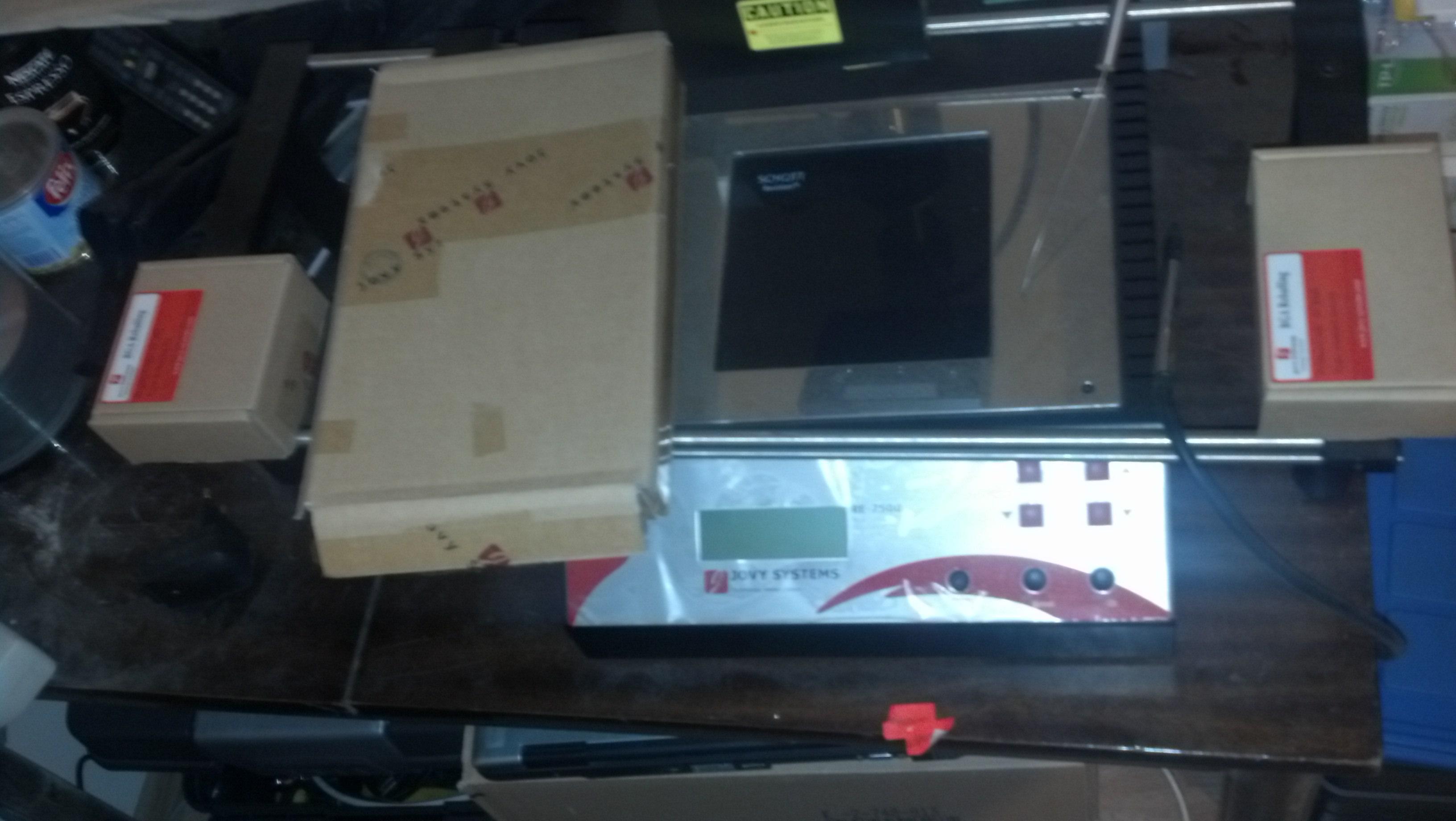 [Sprzedam] Jovy RE-7500 rozbudowany system lutowniczy na podczerwie�