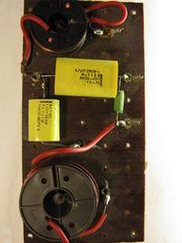 Przebudowa zwrotnic do Tonsil ZG-15C 4 Ohm na wersje 8 Ohm