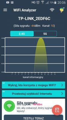 TP-Link TD-W8970 Wi-Fi zrywa połączenie