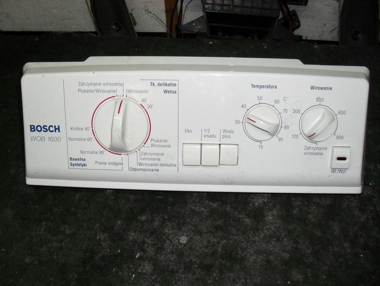 [Sprzedam] Programator i modu� silnika do pralki Bosch WOB 1600