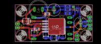 LM2576HVS-adj przebicie pomiędzy pinami 1 i 2
