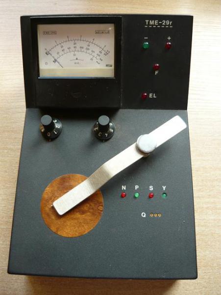 Szukam instrukcji do sprawdzarki do zegark�w TME-29r