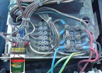 Agregat prądotwórczy - zanik napięcia, po podłączeniu urządzenia na 3 fazy.