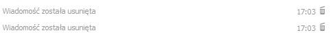 Skype/Wiadomo�� Usuni�ta - Usuni�te wiadomo�ci skype