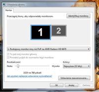 Samsung LCD Le37s7 HD ready / Radeon HD 6670 - HDMI nie działa