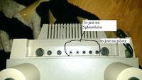 Głośniki 5.1 do PC podłaczenie nie takie proste...