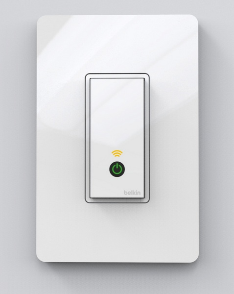 Belkin Wemo Light Switch - intelligently w��cznik z Wi-Fi