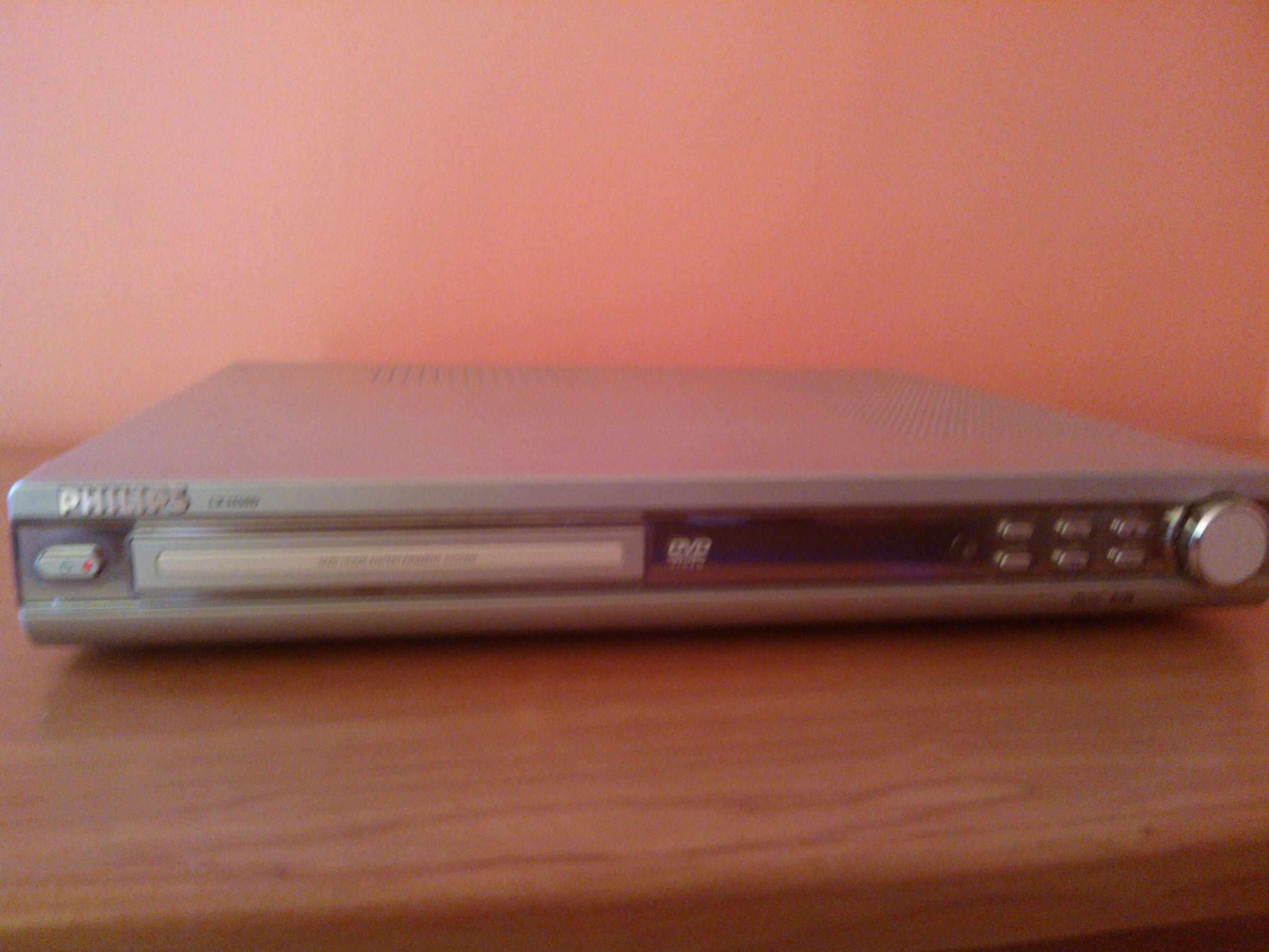 Kino domowe Philips LX3600D - jak podlaczyc do komputera?