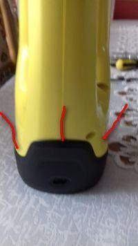 Myjka do okien karcher WV2 - Nie włącza się