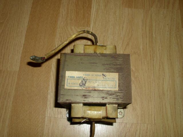 [Sprzedam] Trafo z mikrofali 1300W 2KV