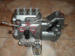 ursus c 360 - pompa wtryskowa nie podaje paliwa