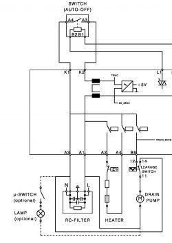 Electrolux Real live XXL, ESF66070XR - uszkodzony moduł.