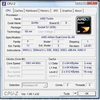 compaq CQ50 - uszkodzona pamięć?