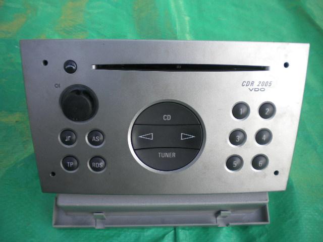 Radio Opel Corsa C-SAFE (CDR 2005)